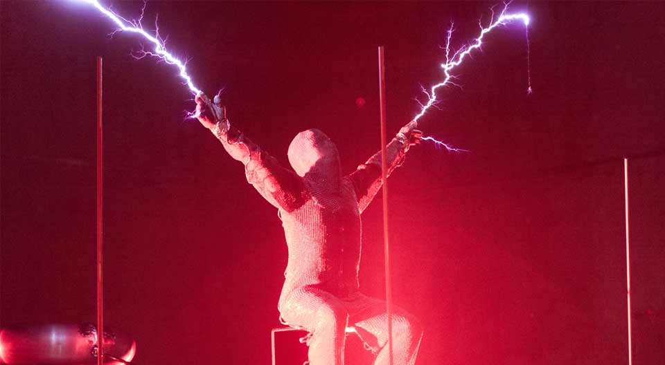 High Voltage Special Effects for Events