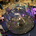 Inflatable Lightning Dome